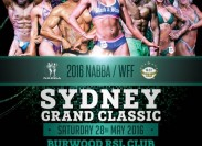 TEAMBROS - 2016 NABBA / WFF [SYDNEY GRAND CLASSIC] participa…